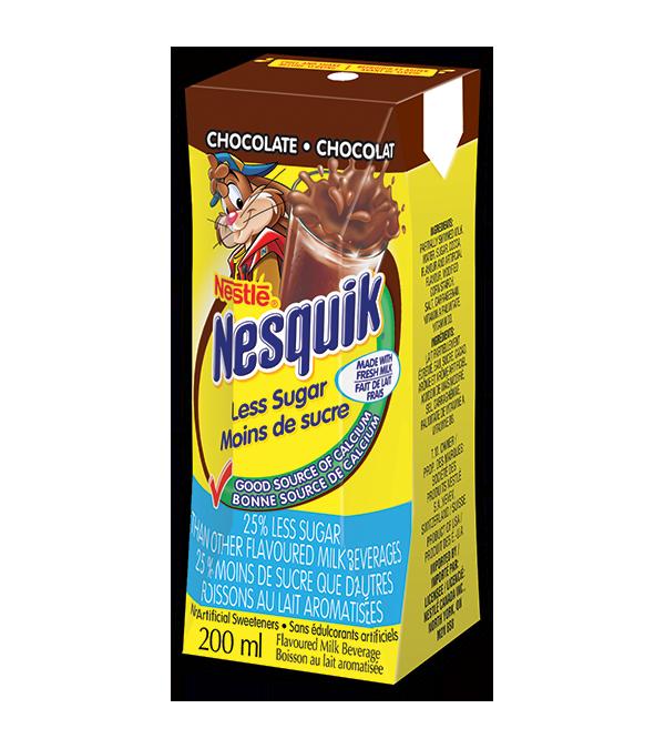 Boisson au chocolat NESQUIK, 200 ml.