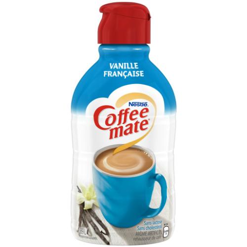 COFFEE-MATE Vanille française, 1,89 litre.