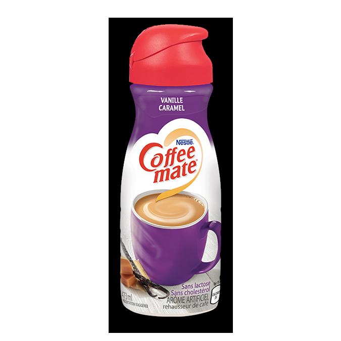 COFFEE-MATE Caramel Vanille, 473 ml.
