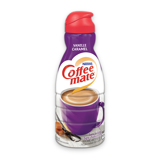 COFFEE-MATE Caramel Vanille, 946 ml.