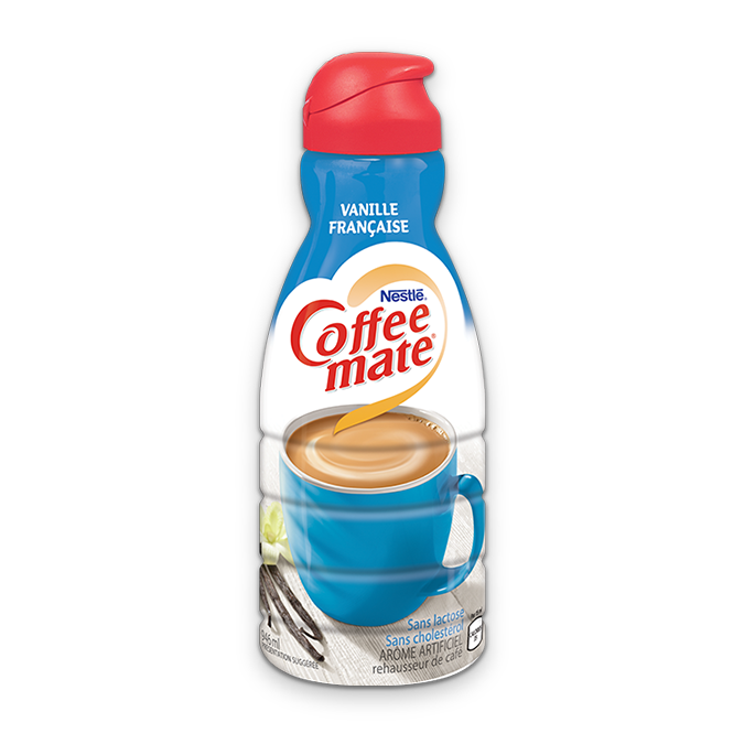 COFFEE-MATE Vanille française, 946 ml.