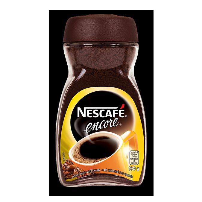 Café NESCAFÉ Encore, 150 grammes.