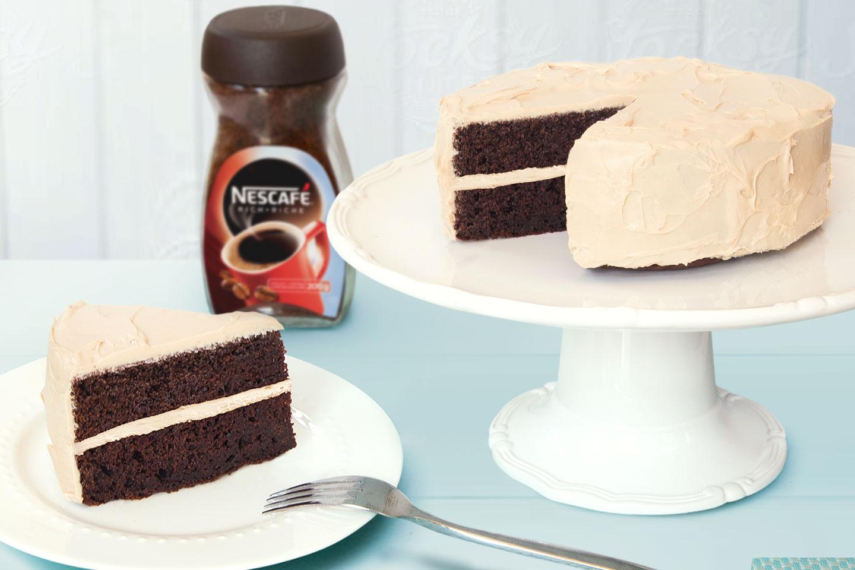 Cake Au Chocolat Et Nescaf Ef Bf Bd