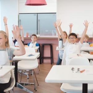 Le programme Enfants en santé de Nestlé