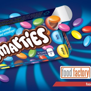 Les SMARTIES® de Nestlé® à l'émission Food Factory