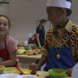 La Journée Internationale des chefs à l'Atelier d'apprentissage de Nestlé
