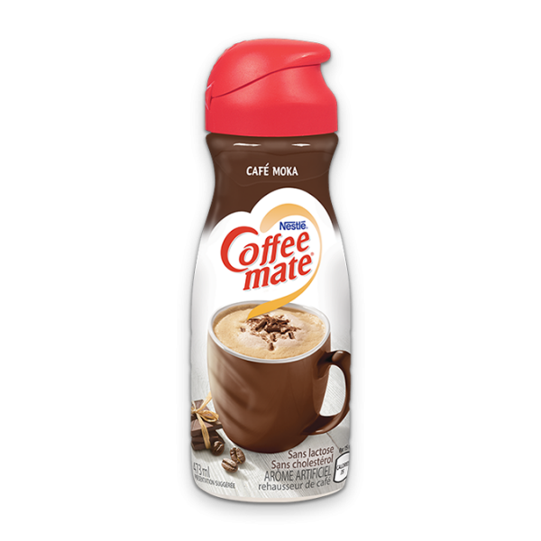 COFFEE-MATE Café Moka, 473 ml.