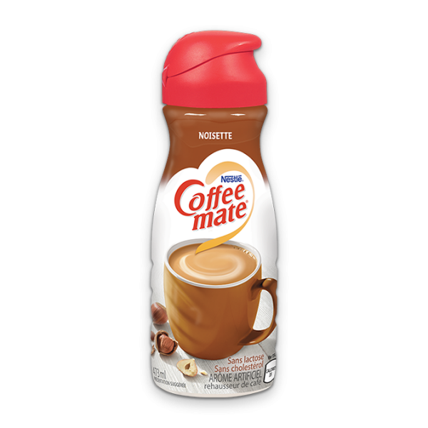 COFFEE-MATE Noisette, 473 ml