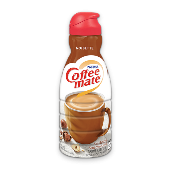 COFFEE-MATE Noisette, 946 ml.