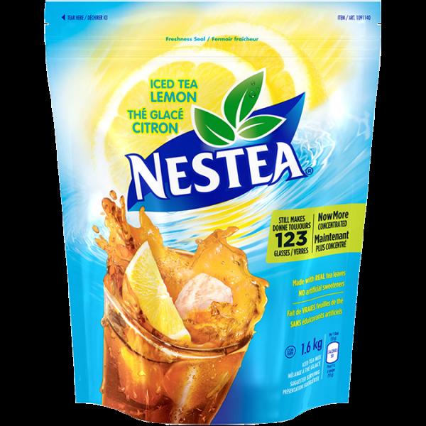 NESTEA Lemon Iced Tea Mix, 1.6 kl