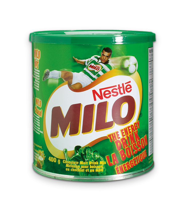 MILO Chocolate Malt Drink mix, 400 grams.