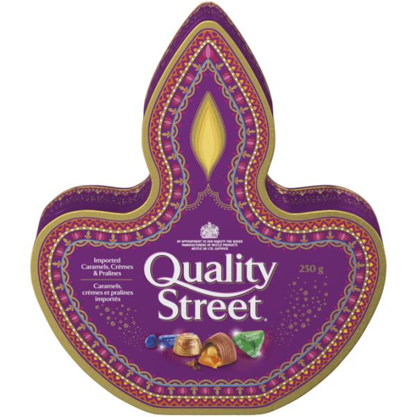 QUALITY STREET Celebration Tin