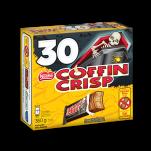 COFFIN CRISP Minibarres, 30 unités