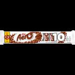 AERO® Chocolat au lait, 10 minibarres