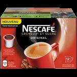 NESCAFÉ Crémeux et sucré Original Capsules de café