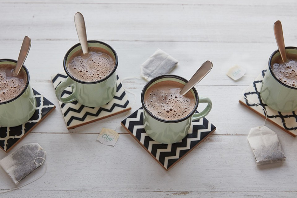 Chocolate Chai recipe. Switch up your chai tea recipe with this Chocolate Chai from CARNATION BREAKFAST ESSENTIALS!