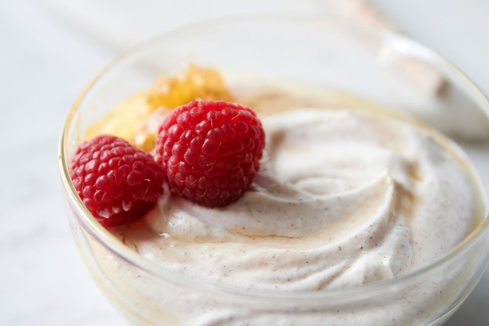 Impress your guests with this delicious Honey Yogurt Fruit Dip recipe
