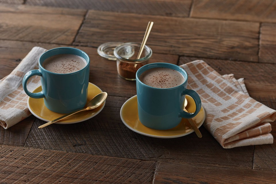 Mocha To Go Drink recipe. This coffee-flavoured beverage comes together in a snap with CARNATION BREAKFAST ESSENTIALS.