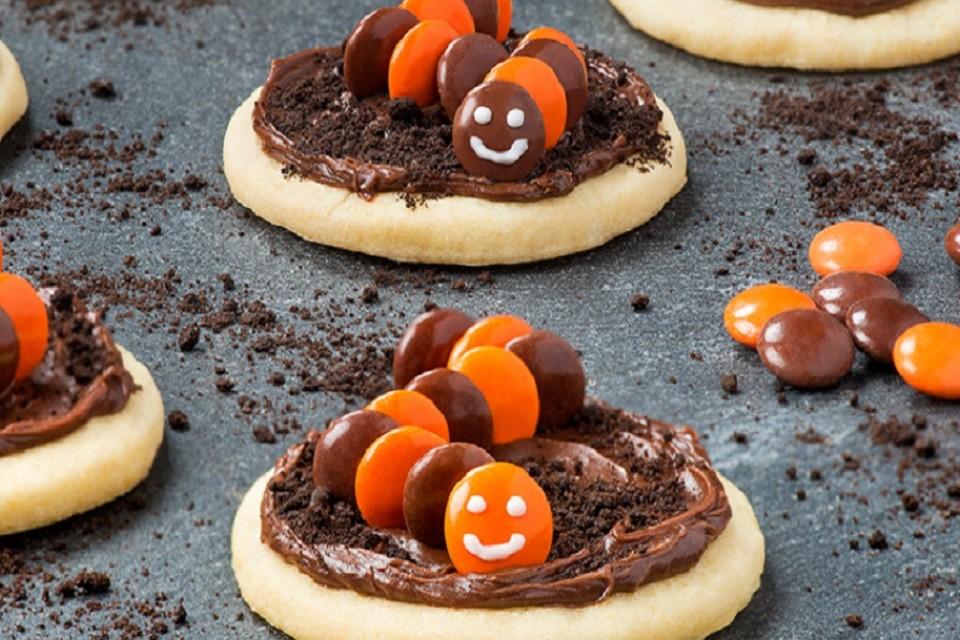 La recette de biscuits effrayants effrayants de SCARIES causera le plaisir, pas la peur