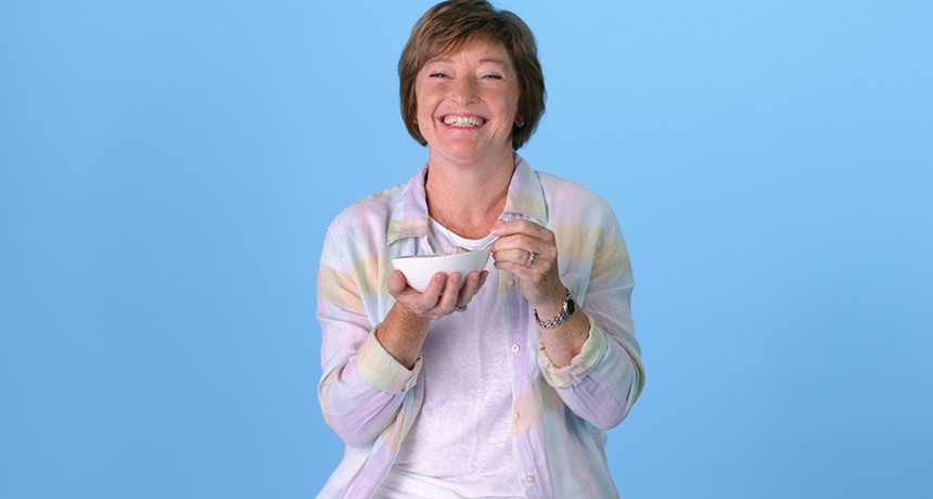 Rencontrez Suzette Jordan de Nestlé Canada
