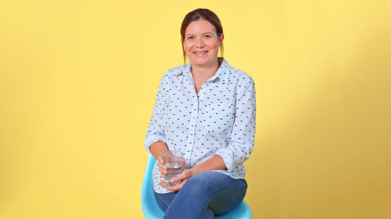 Rencontrez Andreanne Simard: une femme passionnée depuis toujours par l'eau